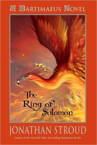 cover for ring of solomon
