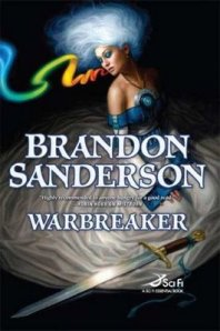 cover of Warbreaker