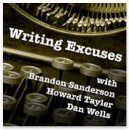 logo for writing excuses