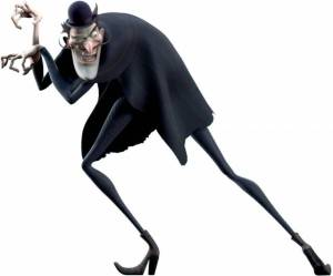 picture of bowler hat guy