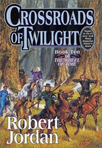 picture of the cover for crossroads of twilight
