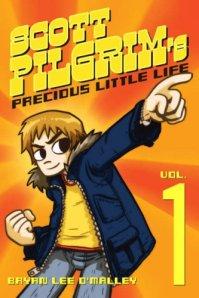 picture of cover for Scott Pilgrim's Precious Little Life