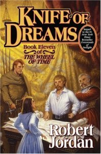 cover for A Knife of Dreams