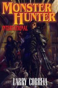 cover of Monster Hunter International