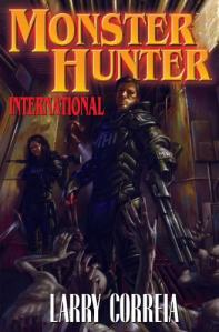 cover of Monster Hunter International