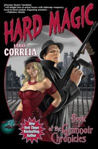 book cover of Hard Magic